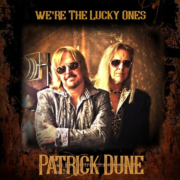 Cover art for We're the Lucky Ones